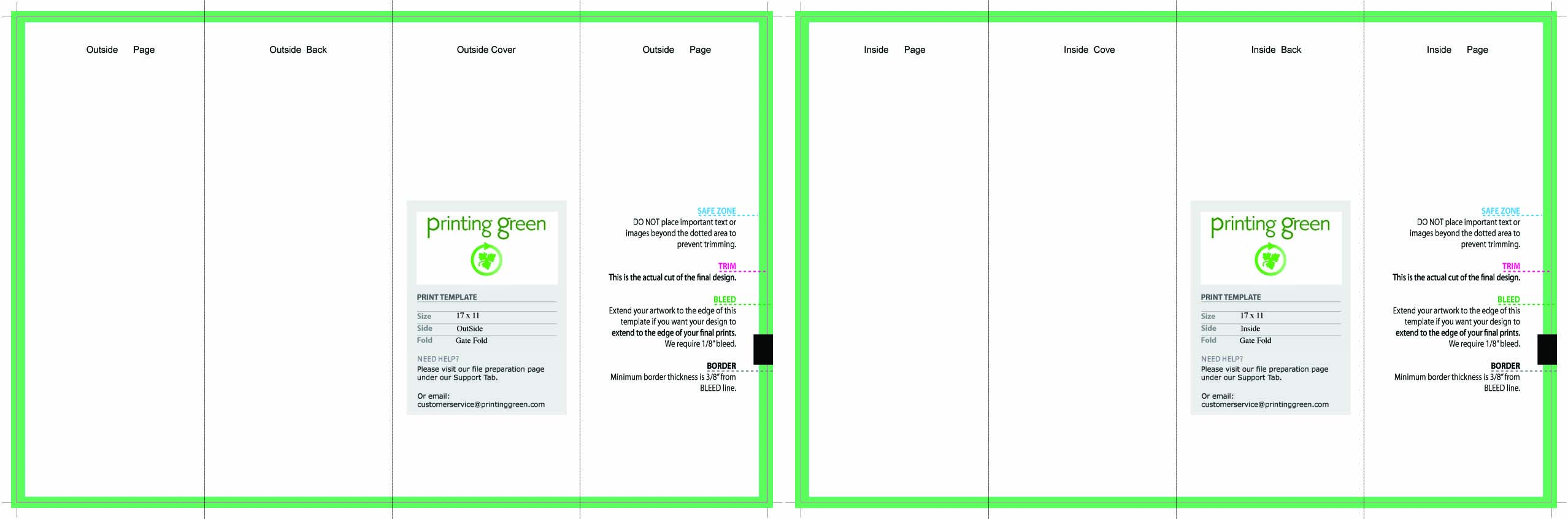 brochure template jpeg printing services
